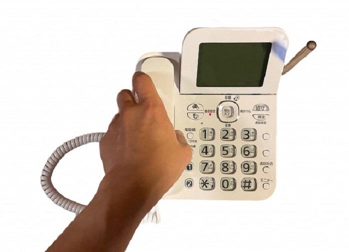 電話の故障の原因を自分で調べよう!意外と簡単に直る【固定電話】
